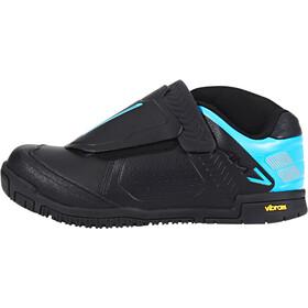 Shimano SH-AM7 Schuhe schwarz/blau